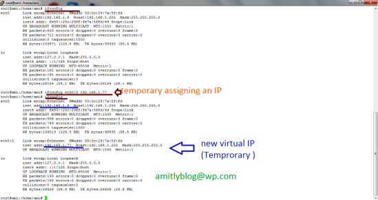 temp IP