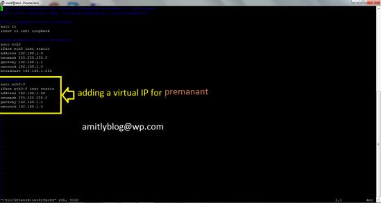 virtual IP